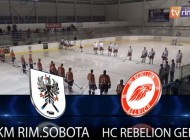 HKM Rimavská Sobota vs HC Rebellion Gelnica
