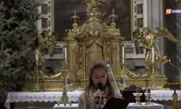 Adventný koncert ZUŠ vkostole