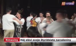 Rimaviny - 09/2016