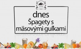 Za Gastráč 02 - Špagety s mäsovými guľkami