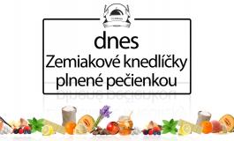 Za Gastráč 03 -  Zemiakove knedlíčky s restovanou pečeňou