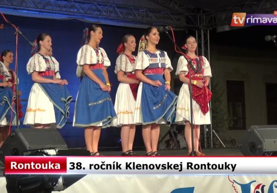 Reportáž o Klenovskej Rontouke 2016