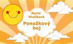 Rozprávky Marty Hlušíkovej: Ponožkový boj